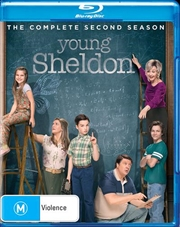 Young Sheldon - Season 2 | Blu-ray