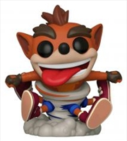 Crash Bandicoot - Crash Spinning Pop! | Pop Vinyl