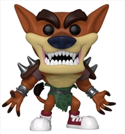 Crash Bandicoot - Tiny Tiger Pop! Vinyl | Pop Vinyl
