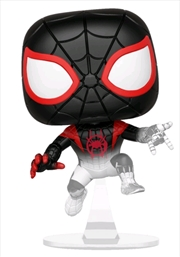 SpiderMan: ItSV - SpiderMan Miles TR Pop! RS | Pop Vinyl
