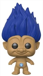 Trolls - Blue Troll with Hair US Exclusive Pop! Vinyl [RS] | Pop Vinyl