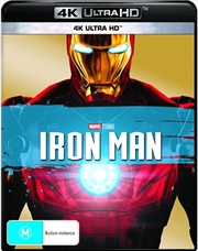 Iron Man | UHD