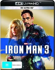 Iron Man 3 | UHD