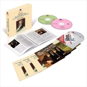 Brahms - Complete Orchestral Music - Limited Edition Boxset