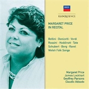 Margaret Price In Recital | CD