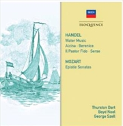 Handel - Water Music / Mozart - Epistle Sonatas