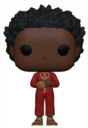 Us - Red with Oversized Scissors Pop! Vinyl