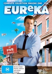Eureka | Complete Series | DVD