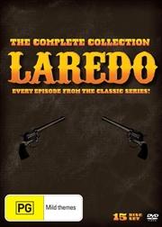 Laredo | Complete Series