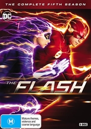 Flash - Season 5, The | DVD
