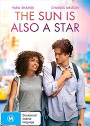 Sun Is Also A Star, The | DVD