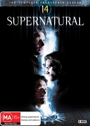 Supernatural - Season 14 | DVD
