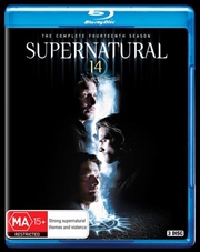 Supernatural - Season 14 | Blu-ray