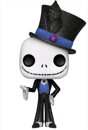 The Nightmare Before Christmas - Dapper Jack Diamond Glitter US Exclusive Pop! Vinyl [RS]