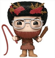 The Office - Dwight as Belsnickel Pop! Vinyl | Pop Vinyl