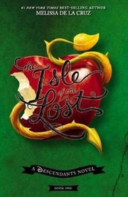 Isle of the Lost (Descendants Graphic Novel #1) | Paperback Book