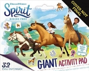Spirit: Giant Activity Pad | Paperback Book