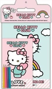 Hello Kitty Activity Pack | Paperback Book