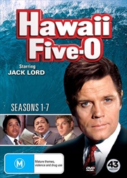 Hawaii Five-O - Season 1-7 | Boxset