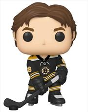 NHL: Bruins - David Pastrnak (Home) Pop! Vinyl   Pop Vinyl