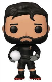 Football: Liverpool - Alisson Becker Pop! Vinyl