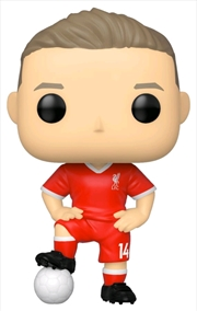 Football: Liverpool - Jordan Henderson Pop! Vinyl
