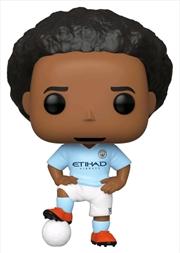 Football: Manchester City - Leroy Sane Pop! Vinyl | Pop Vinyl
