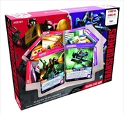 Transformers - TCG Blaster vs Soundwave