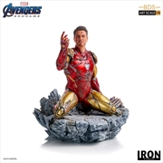 Avengers 4: Endgame - I Am Iron Man 1:10 Scale Statue