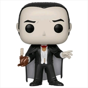 Universal Monsters - Dracula (s2) US Exclusive Pop! Vinyl [RS]