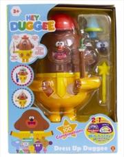 Hey Duggee - Dress Up Duggee