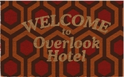 The Shining - Welcome to Overlook Hotel Doormat