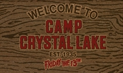 Friday The 13th - Welcome To Camp Crystal Lake