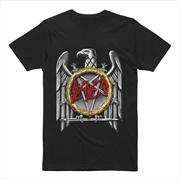 Slayer - Vintage Eagle Tshirt - S | Apparel