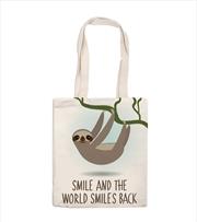 Smile Tote Bag | Apparel