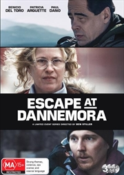Escape At Dannemora | DVD
