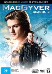 MacGyver - Season 2 | DVD