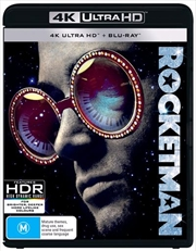 Rocketman | Blu-ray + UHD
