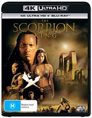 Scorpion King | Blu-ray + UHD, The