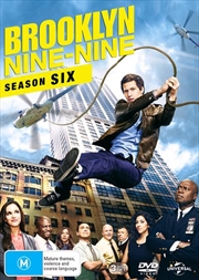Brooklyn Nine-Nine - Season 6 | DVD