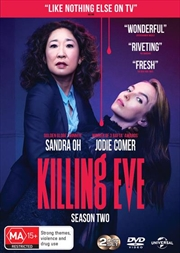Killing Eve - Season 2 | DVD
