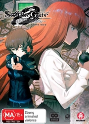 Steins;Gate 0 - Part 2 - Eps 13-23 | + Ova