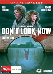Don't Look Now | DVD