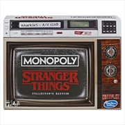 Monopoly - Stranger Things Collectors Edition | Merchandise