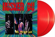 Living End - Limited Edition Red Coloured Vinyl   Vinyl