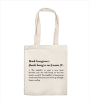 Book Hangover Tote Bag | Apparel
