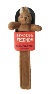 Kangaroo Reading Friend | Merchandise