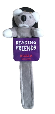 Koala Reading Friend | Merchandise