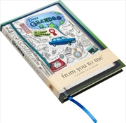 Dear Grandad Contemporay Journal  From You To Me | Merchandise