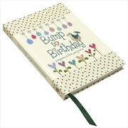 Bump To Birthday Journal From You To Me | Merchandise